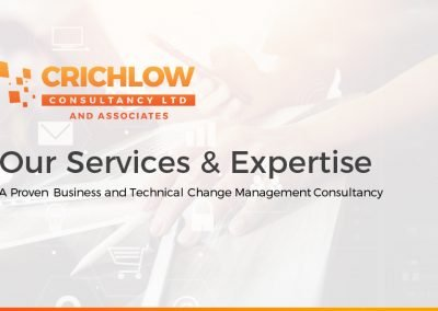 Crichlow Pitch Deck